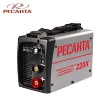 Инвертор сварочный аппарат Ресанта SAI-220K