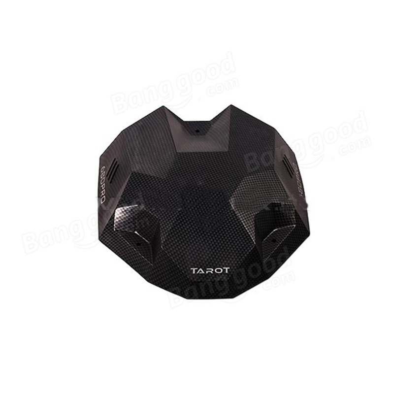 Hot Sale Tarot 680 Pro Parts Carbon Fiber Pattern Canopy TL2851 esspero canopy