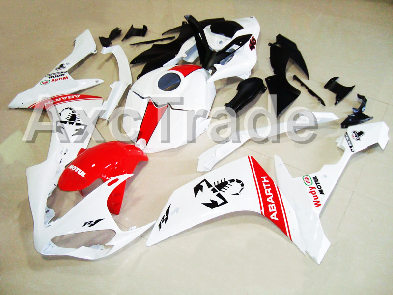 Motorcycle Fairings Fit For Yamaha YZF R1 YZF 1000 YZF-R1000 YZF1000 2007 2008 07 08 ABS Injection Fairing Bodywork Kit A0804 motorcycle fairings fit for yamaha yzf r1 yzf 1000 yzf r1000 yzf1000 2007 2008 07 08 abs injection fairing bodywork kit black 10