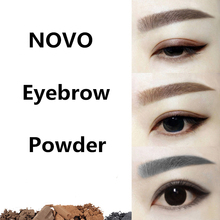 Eye Makeup Eyebrow Powder Easy to Wear Waterproof Black Brown Eyebrow Powder Makeup Quick Brow