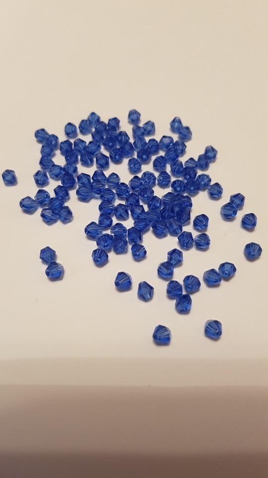 Кристалл чешский; шарик; бусина для ювелирных изделий;