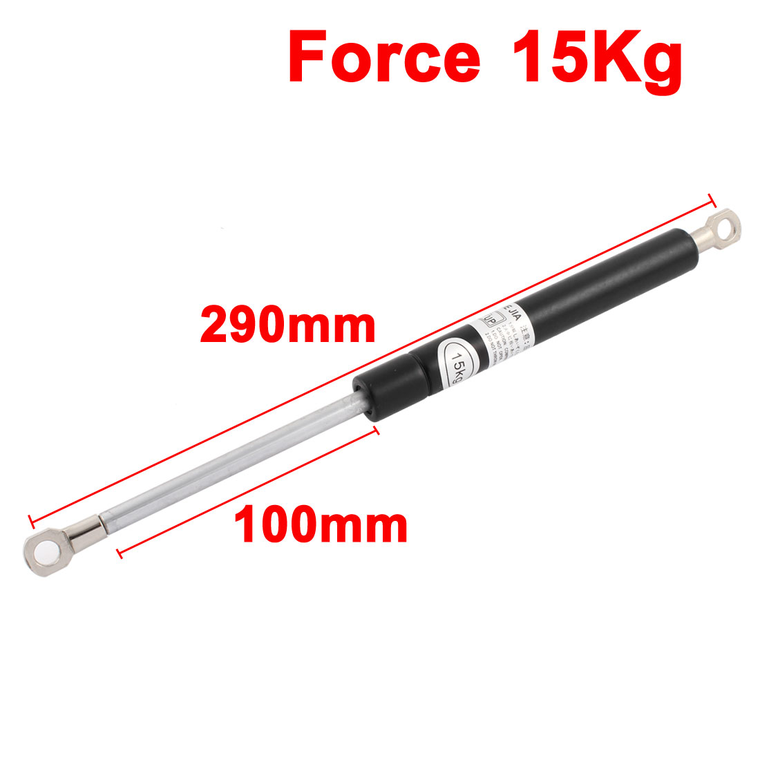 UXCELL Trunk Rear Door Bed Gas Spring Shock Strut Stay Lift Support 33Lb 11.6