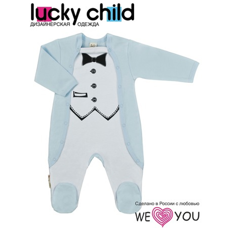 Rompers Lucky Child