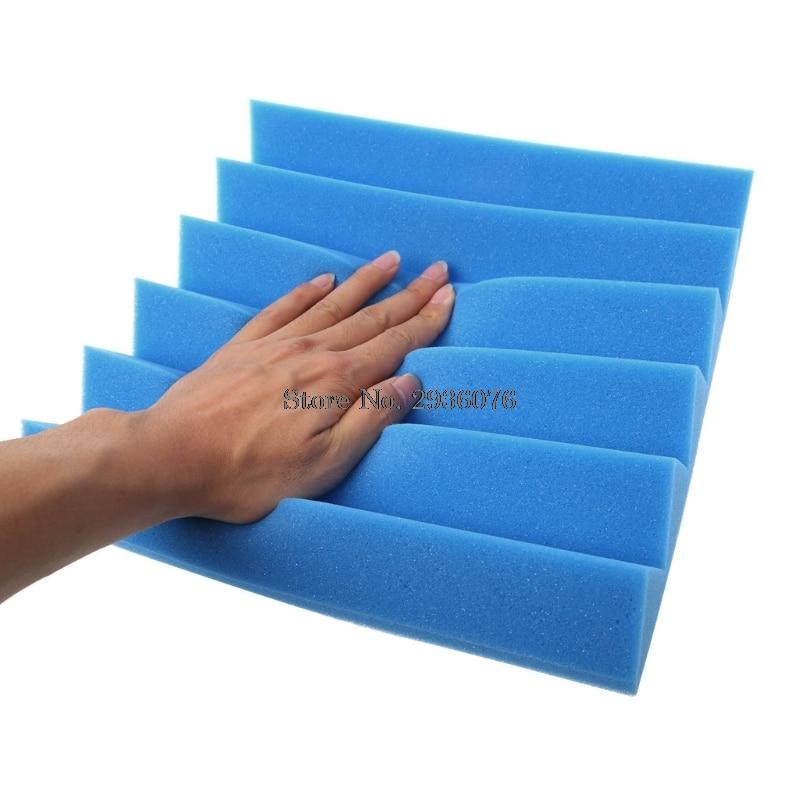 300x300x50mm Soundproofing Foams Acoustic Foam Sound Treatment Studio Room Absorption Wedge Tiles Polyurethane Foam