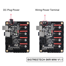 BIGTREETECH SKR MINI V1.1 Controller Board 32-Bit Mini Motherboard Z Axis TMC2208 TMC2130 SPI Driver 3D Printer RepRap MKS GEN L