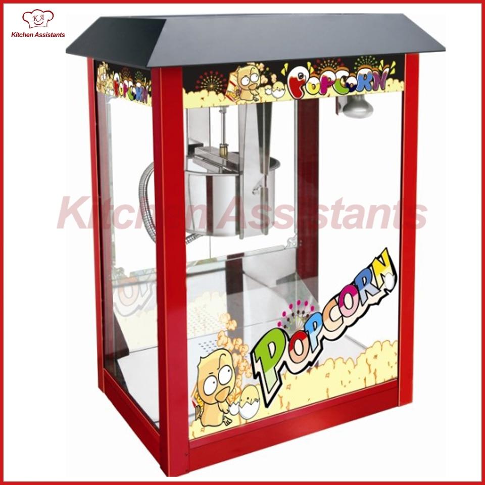 VBG98 16OZ Electric Popcorn Machine of catering equipment кружка 16oz