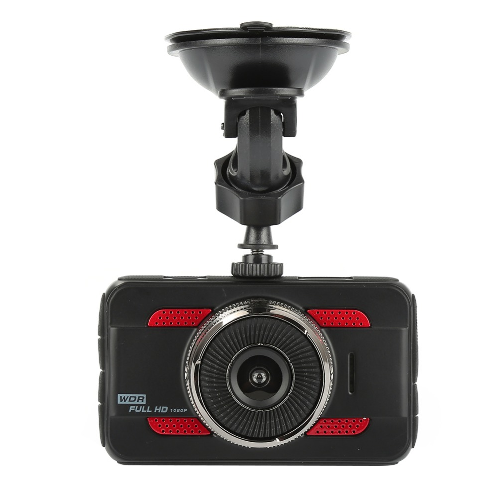 XH-A8 Aluminum Alloy 1080P HD3.0 liquid Crystal Display Car DVR 170 Degree HD Wide Angle Front Camera Driving Recorder GN