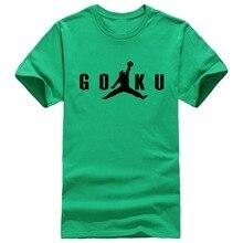New Dragon Ball Z t-shirt Goku Vegeta Bodybuilding T Shirt Super Saiyan Shirt Summer Clothes Homme Dragonball Tee