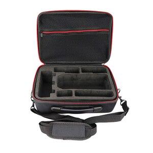 Image 3 - Çanta Için DJI Mavic Pro Hardshell Omuz Su Geçirmez Çanta Taşınabilir saklama kutusu Kabuk Çanta