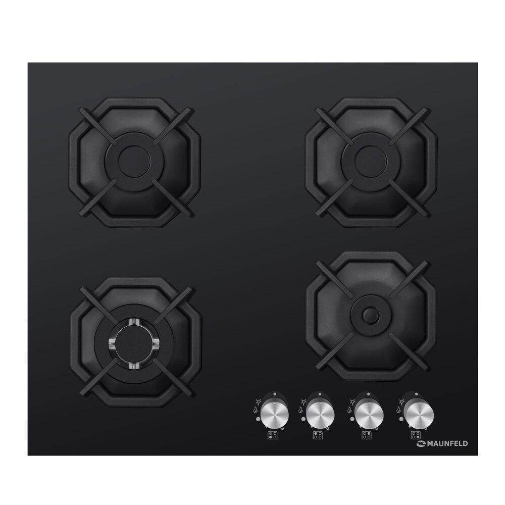 Cooking panel MAUNFELD EGHG.64.23CB/G Black cooking panel maunfeld eghg 32 2cb g black