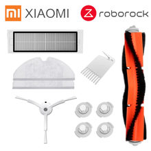 Roborock S50 S51 Parts Suitable for Xiaomi Vacuum Cleaner 2 HEPA Filter Mop Cloths Main Brush Tool Side Brush Water tank filter(China)