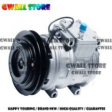 AUTO AC Compressor for Toyota HIACE DSL G.W.-10PA17C-1PK-138