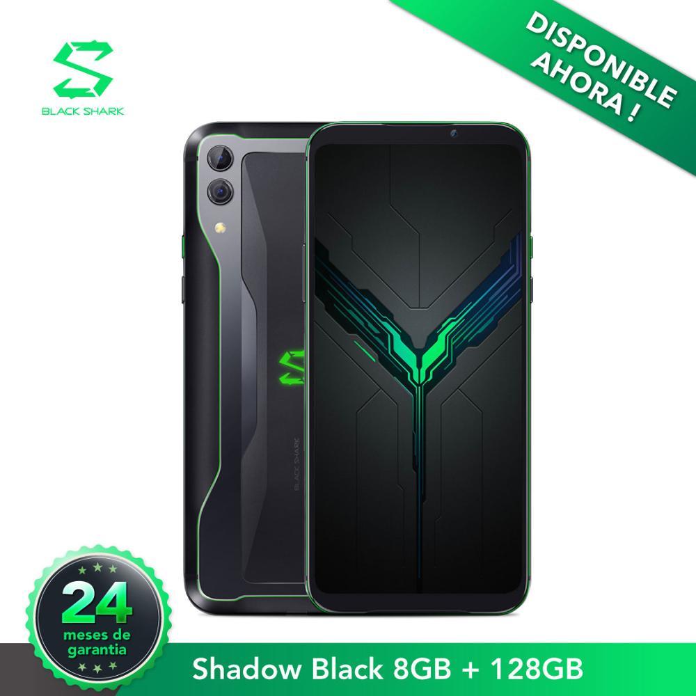 Black Shark 2 8G 128G Negro Shadow Black (24 meses de garantía oficial)