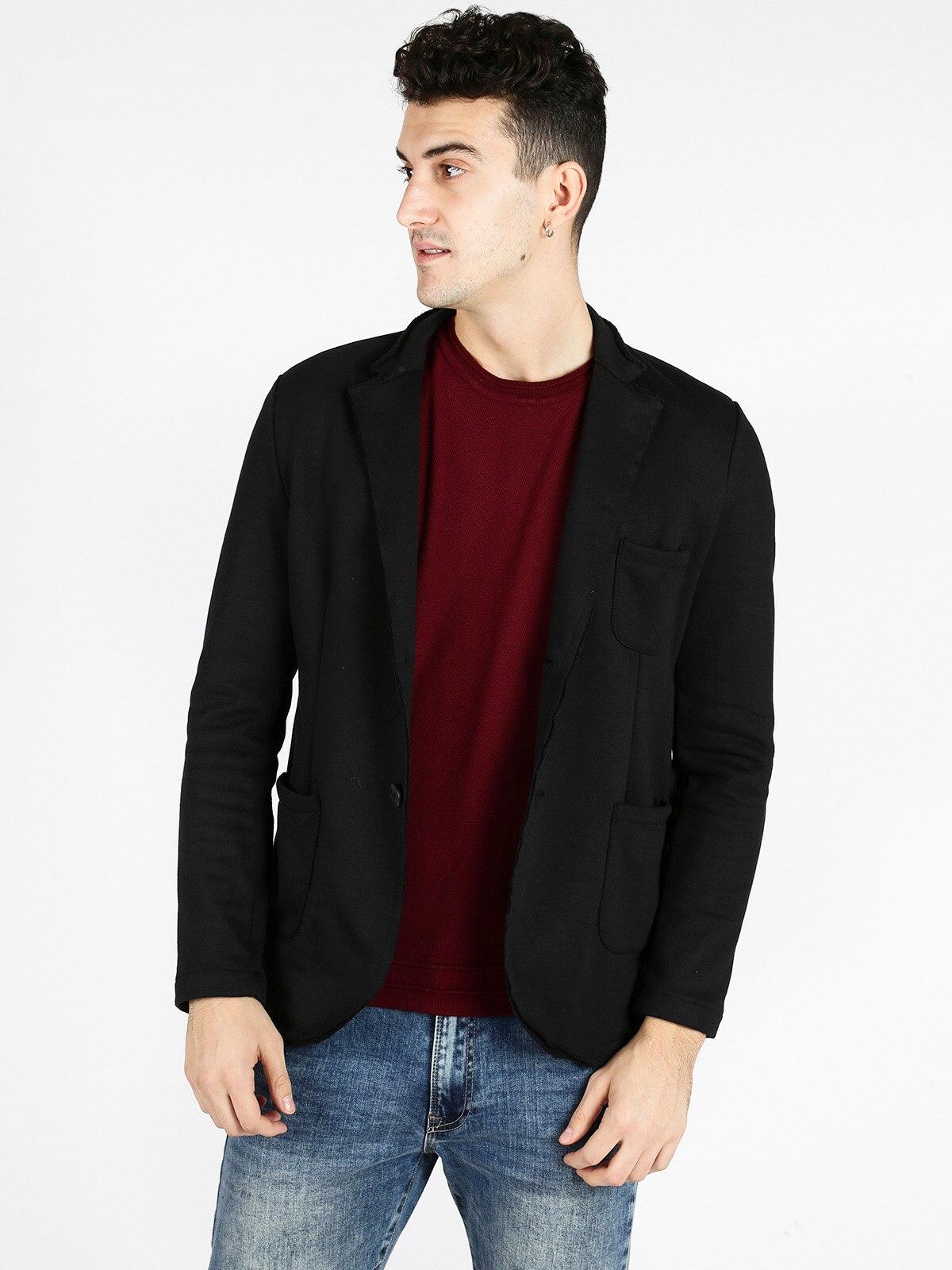 Blazer Jacket Cotton