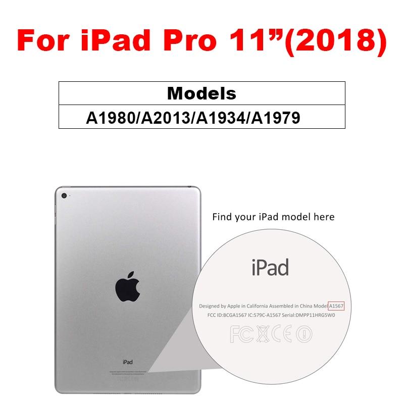 Закаленное стекло для iPad 9,7 Air 1 2 Защитная пленка для экрана для iPad Mini 1 2 3 4 5 Защитная пленка для iPad Pro 11 10,5 9,7 - Цвет: For iPad Pro 11 2018