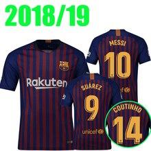2018 2019 Barcelonaes Adlut soccer Jerseys camisetas shirt survetement man Football shirt. Free patches