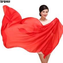 1ae98b2d5b3f ZFQHJJ HOT SALE Women Plain Solid Color Silk Scarf 180x90cm Long Spring Scarves  Shawl Pashmina Summer Beach Wear Sarong Pareo