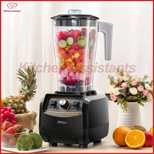 A5500 3L large capacity commercial electric multifunctional smoothie ice juice fruit blender with bpa free 3HP 2200W