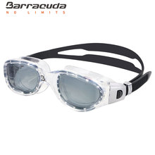 Barracuda Swimming Goggles MANTA Oversize Triathlon Open Water Anti-Fog UV Protection Easy Adjusting for Adults Men Women #13520
