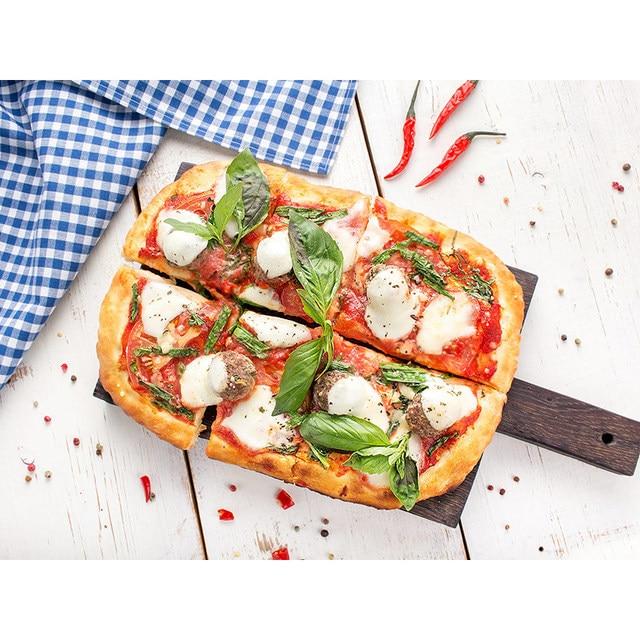 Online Shop Funique Pizza Modul Gambar Untuk Ruang Menghias Lukisan
