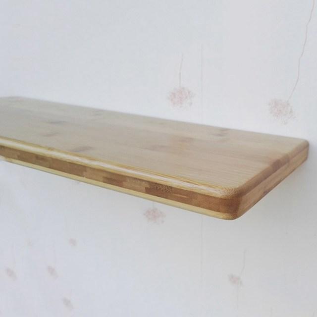 image & Online Shop Creative Kitchen Storage Wall Shelf Floating Wall ...