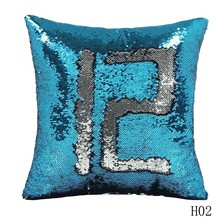 Cushion Cover Color Changing