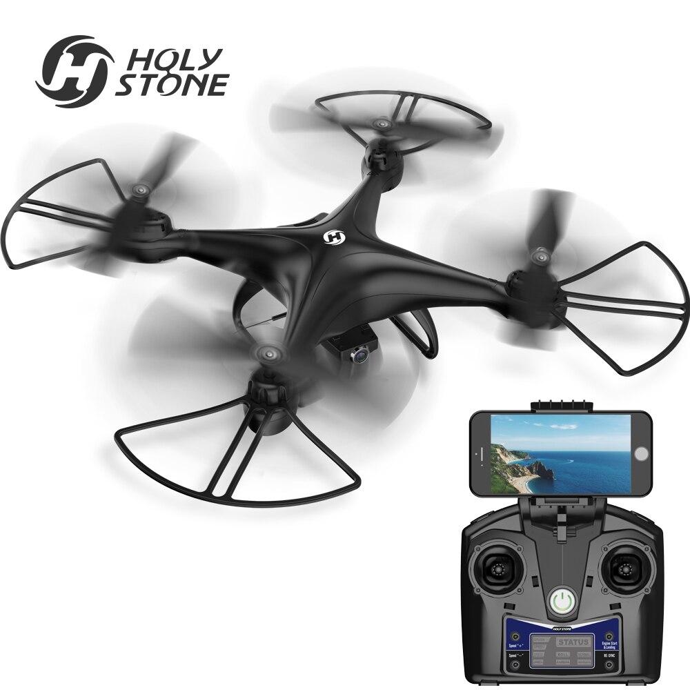 EU USA Stock Holy Stone HS110D 720P HD Wifi Camera FPV RTF font b Drone