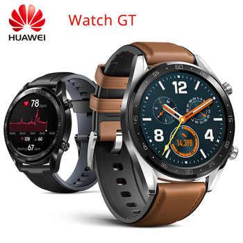Huawei Honor Watch GT GPS Watch BT4.2 5ATM 2-Week Battery Life Activity Tracker Smart Notifications Coaching Outdoor Sport Watch - DISCOUNT ITEM  37% OFF All Category