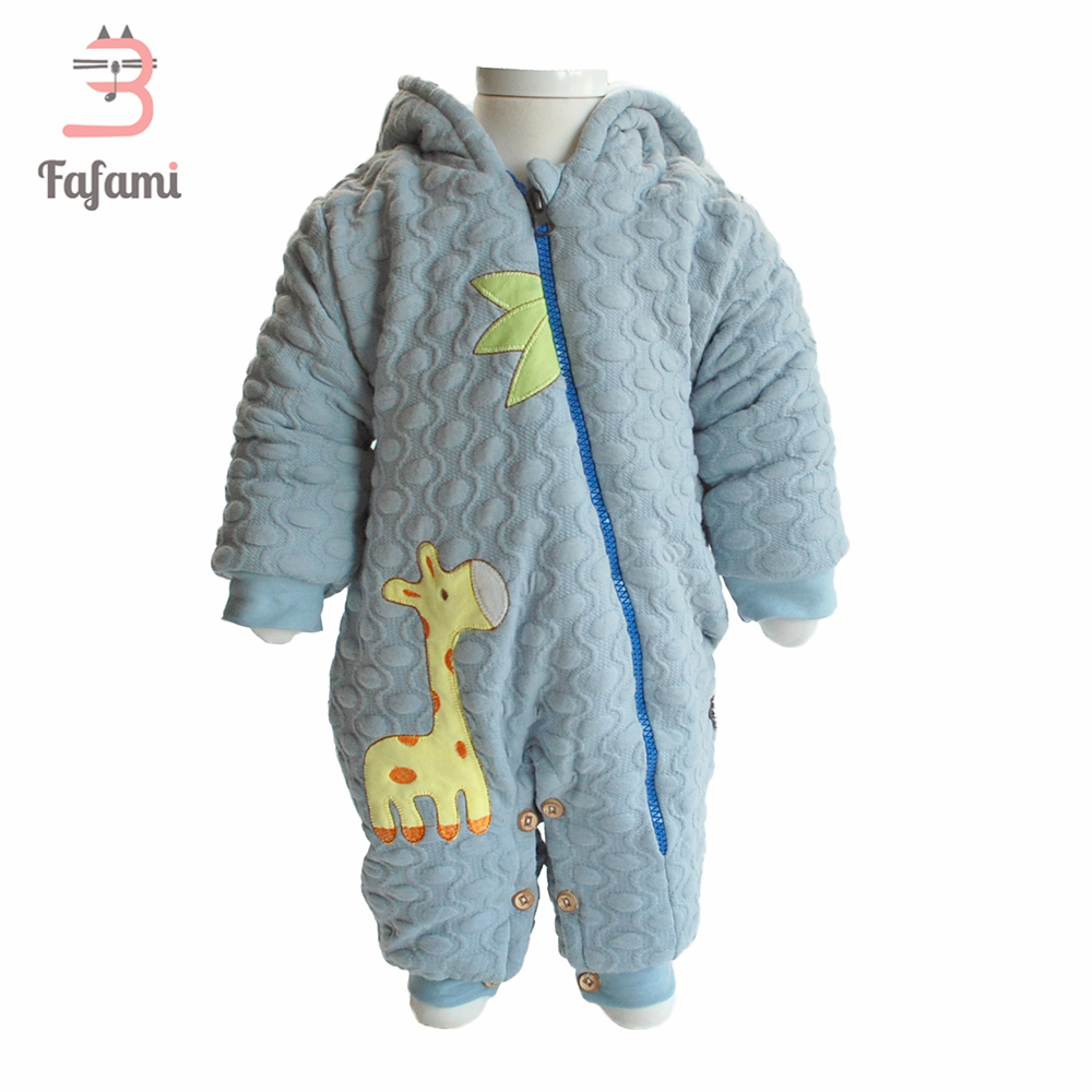 Winter Baby Overalls for Newborn Baby girl snowsuit Orgainc cotton Baby Boy clothes winter Outerwears Coats with hooded Jackets baby christmas reindeer cotton snowsuit with hat newborn baby girl boy clothes skiing snowsuit for boys winter coats and jackets