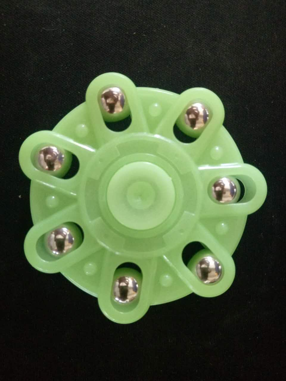 discountHEH Fidget Spinner luminous gyro Plastic Toy