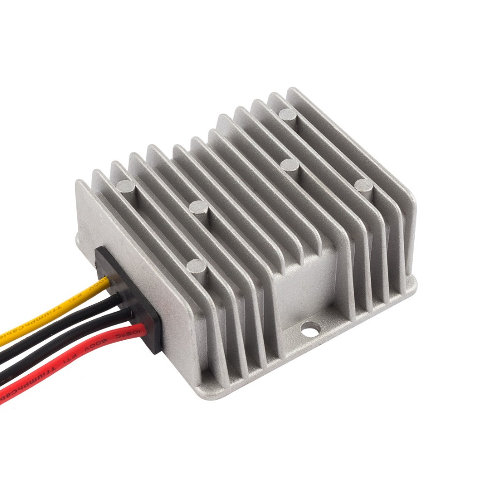 Power Converter Regulator DC12V/24V Step-Down to DC6V 20A 120W Waterproof Voltage Convert Transformer Adapters Power Supplies