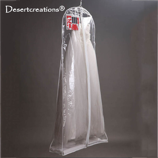 Wedding Dress Bag | Coat Jackets Dustproof Storage Bags Waterproof Wedding Dress Cover
