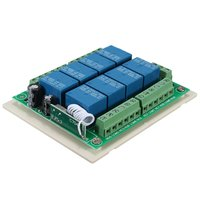 1PC 315mhz Wireless Remote Control Receiver Relay For Light Door Module Board