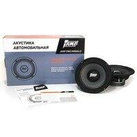 Автомобильные аудио громкие колонки AMP PRO MR65LD СЧ 100 Вт 4Ohm 6,5 Дюймов