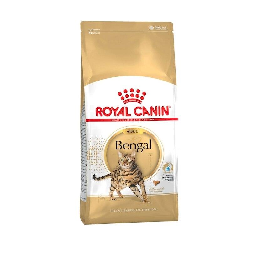 Cat Food Royal Canin Bengal Adult, 2 kg цена
