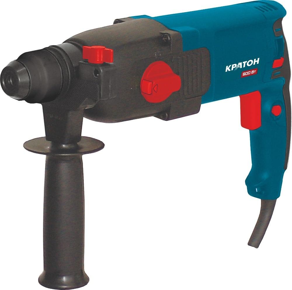 Rotary hammer KRATON RHE-900-30 перфоратор кратон rhe 800 30