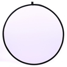 Collapsible Round Lighting Reflector
