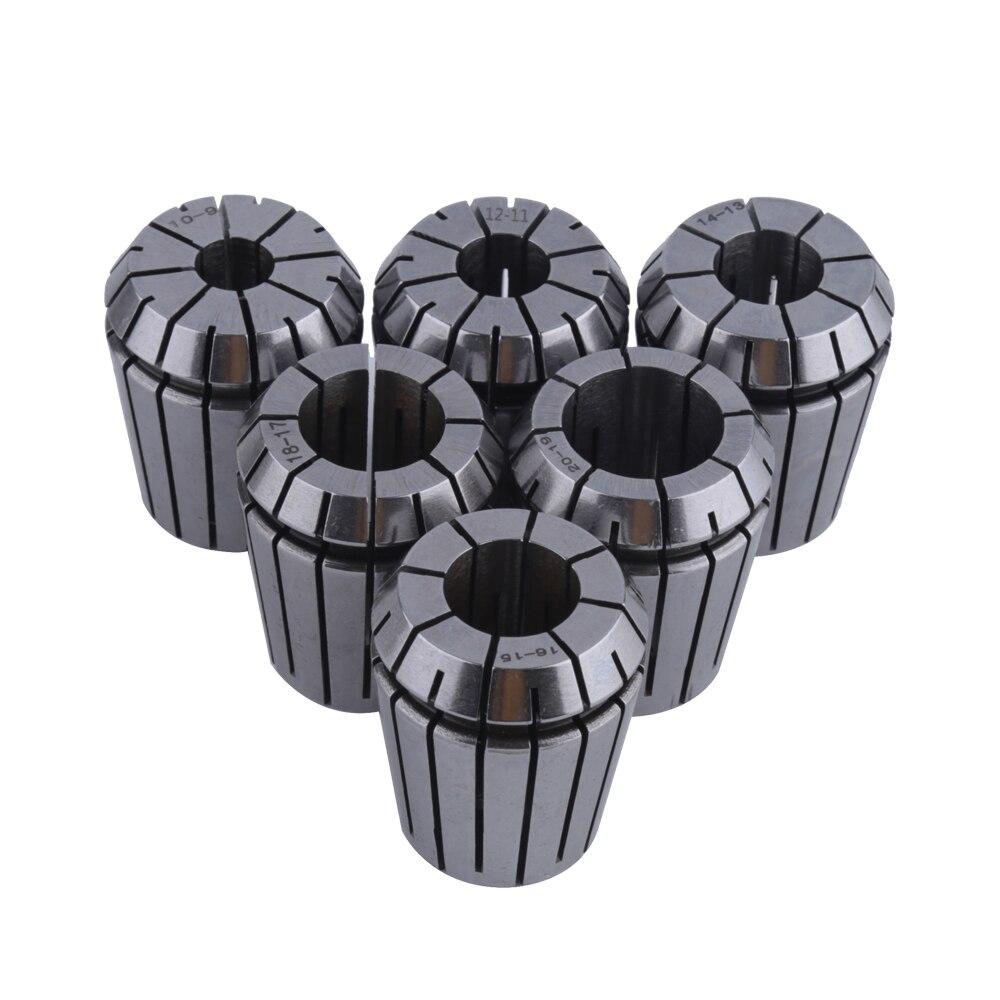 Tasuta saatmine 6PCS ER ER32 põrkepadrun spindelmootorite - Tööpingid ja tarvikud - Foto 3