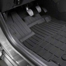 Для Renault Duster 2015-2019 резиновые коврики в салон 5 шт./компл. Rival 64701003