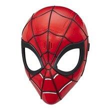 Интерактивная маска Hasbro Avengers Spider-Man Спецэффекты героя Человек-паук