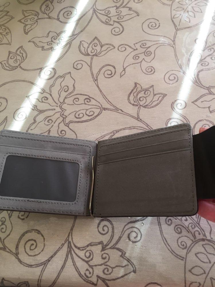 KUDIAN BEAR Rfid Money Clip Wallet Mental Slim Men Clamps stainless steel Purse Minimalist carteras Minimalista-BID128PM49 photo review