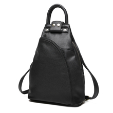 2017 новые Школьные Сумки Простой досуг Рюкзаки дамы мягкая повседневная мода Женщины сумка crossbody рюкзак