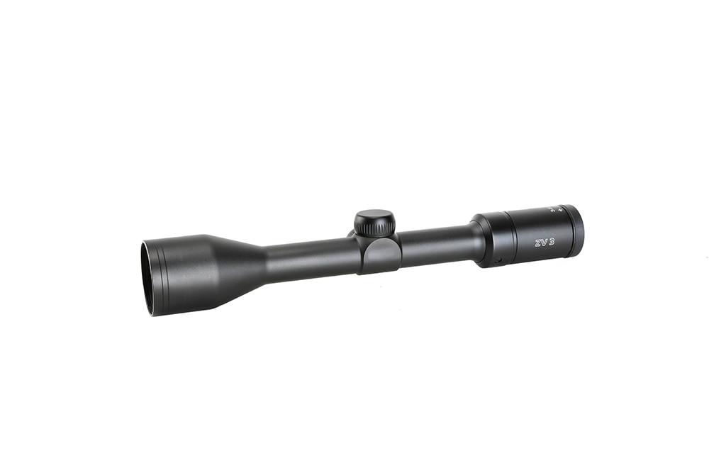 Lunette de tir tactique extérieure ZV3 3-9x40 BDC lunette de chasse lunette de tir équipement de Sniper avec portée libre