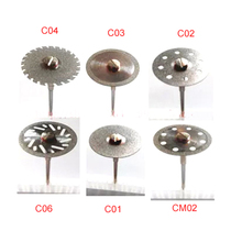 Diamond Cutting Disc For Dremel Rotary Tools  Accessories Steel Rotary Tool Circular Saw Abrasive