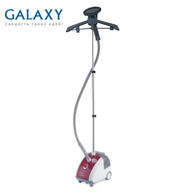 Отпариватель для одежды Galaxy GL 6206 (Мощность 1800 Вт, резервуар для воды 2.3 л, регулировка интенсивности, непрерывная работа до 65 мин)