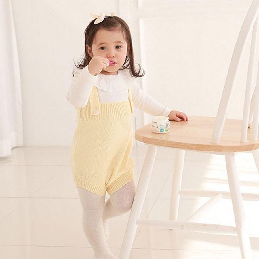Pasgeboren gebreide babybody met engelenvleugel Ontwerp katoenen - Babykleding - Foto 4