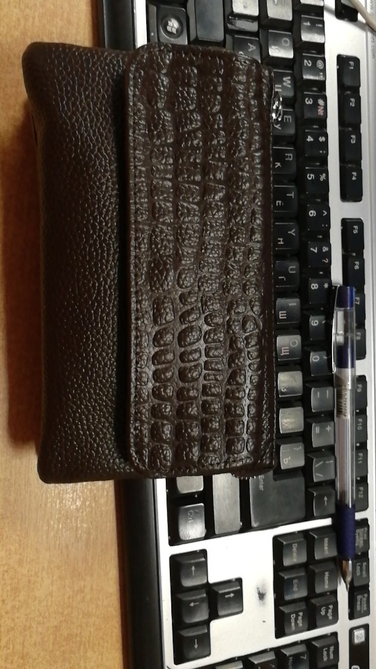 Zency 100% Genuine Leather Women Standard Wallet Practical Mobile Phone Bags Ladies Clutch Bag Long Purse Credit Card Holders photo review