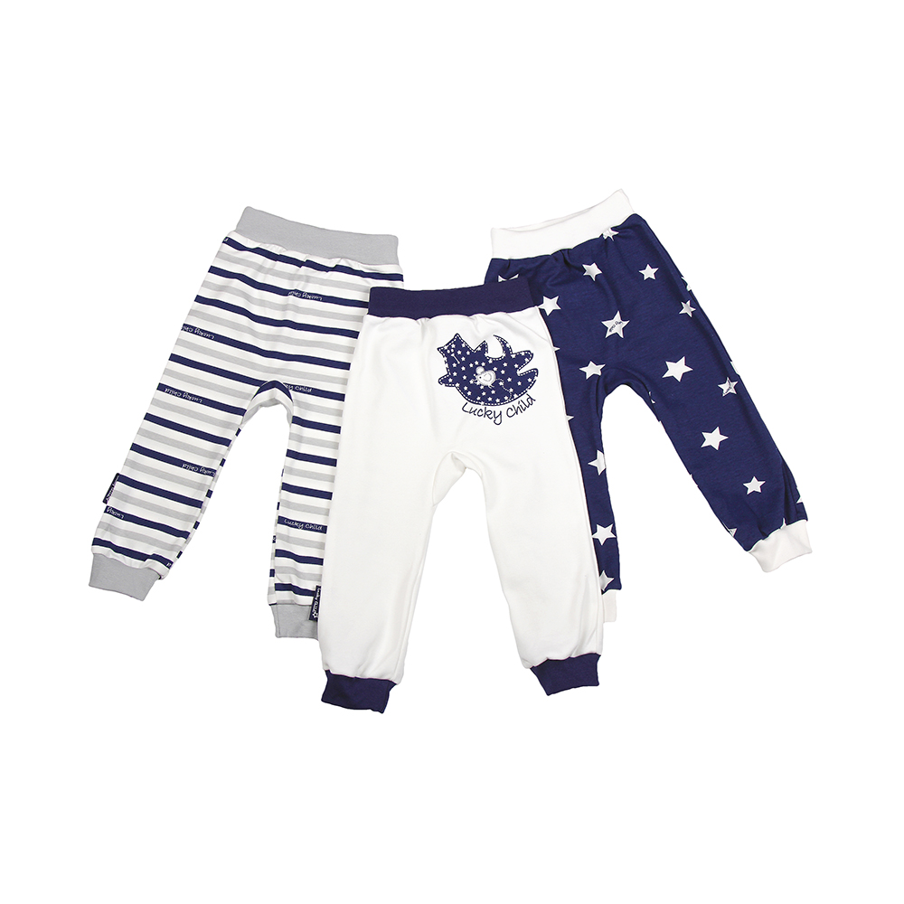 Pants Lucky Child for girls and boys 30-169 (3M-24M) Leggings Hot Baby Children clothes trousers toddler baby girls clothes sets top romper long sleeve pants headbands 3pcs outfits clothing set baby girl 0 24m