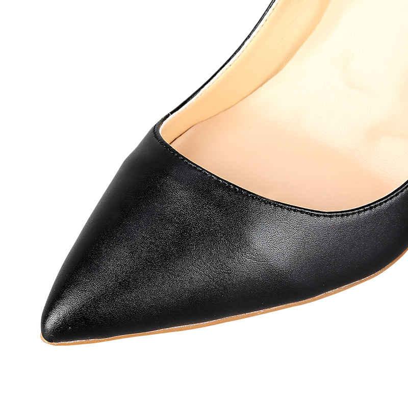 32 Color Personal Tailor Matte Leather Women High Heels Pumps  Sexy Shallow Thin Heels Fashion Dress Shoes Party Shoes