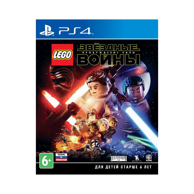 Game Deal PlayStation LEGO Star Wars: The Force Awakens turtle beach ear force cod mw3 foxtrot blk universal wired gaming headset for playstation 3